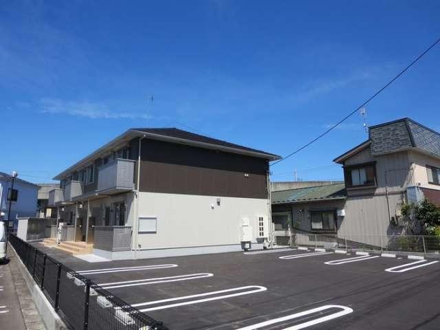 アパート 青森県 八戸市 小中野4 メゾンシュシュ小中野 1LDK