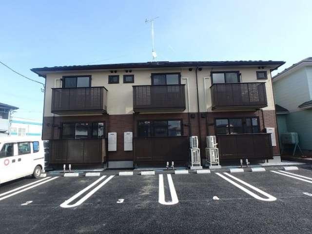 アパート 青森県 八戸市 諏訪3丁目 ウィット諏訪 1LDK