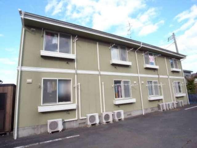 アパート 青森県 八戸市 湊高台3丁目 グリーンハウスセジュール 1K