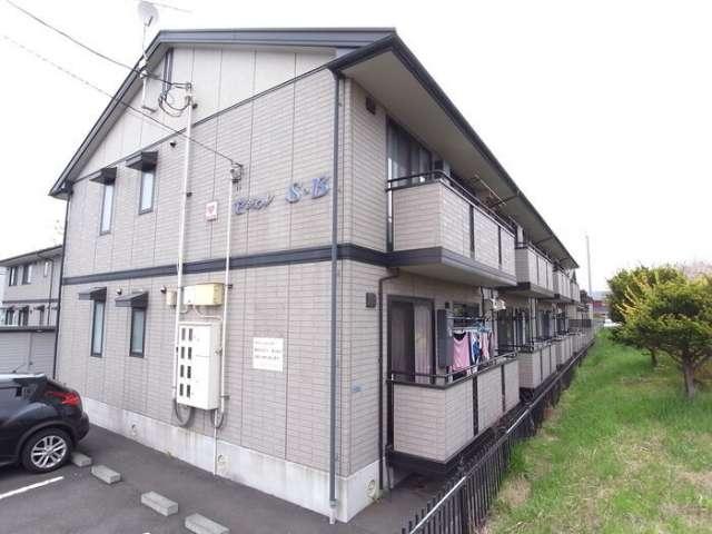 アパート 青森県 八戸市 湊高台6 セジュールS 2LDK