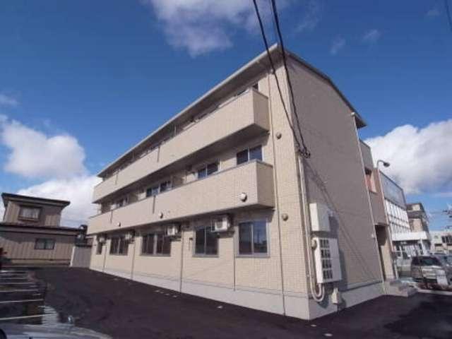 アパート 青森県 八戸市 類家4 クリスタル・ガーデン 1DK