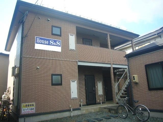 アパート 岩手県 盛岡市 上田3丁目 HOUSE S&S 1K