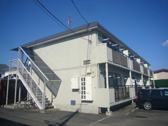 アパート 岩手県 盛岡市 上田2丁目 シティハイム センチュリーⅠ 2DK