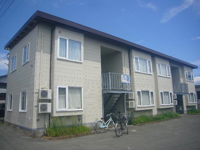 アパート 岩手県 盛岡市 高松2丁目 プレジュール高松 1K