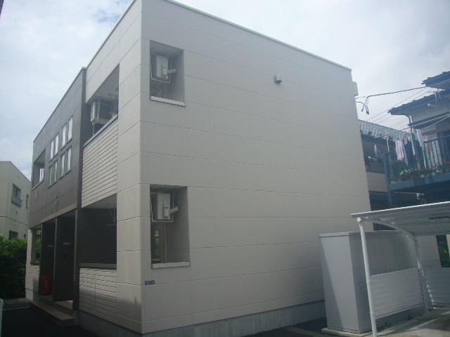 アパート 岩手県 盛岡市 上田3丁目 キャトルセゾン 1LDK