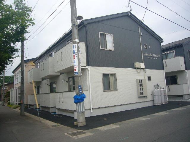 アパート 岩手県 盛岡市 館向町18-20 シャンブル・クレールA 1R