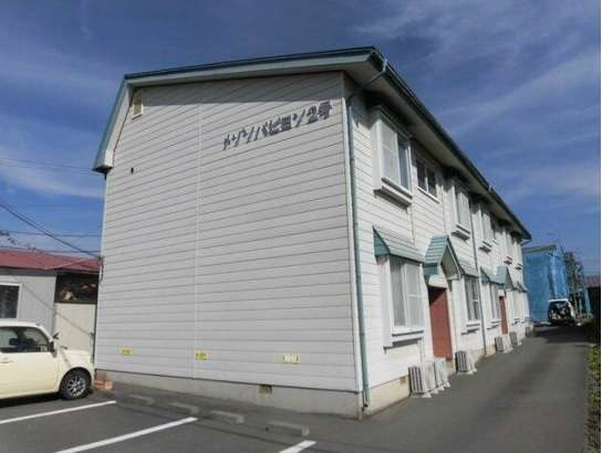 アパート 岩手県 滝沢市 巣子 メゾンパピヨンⅠ 1K