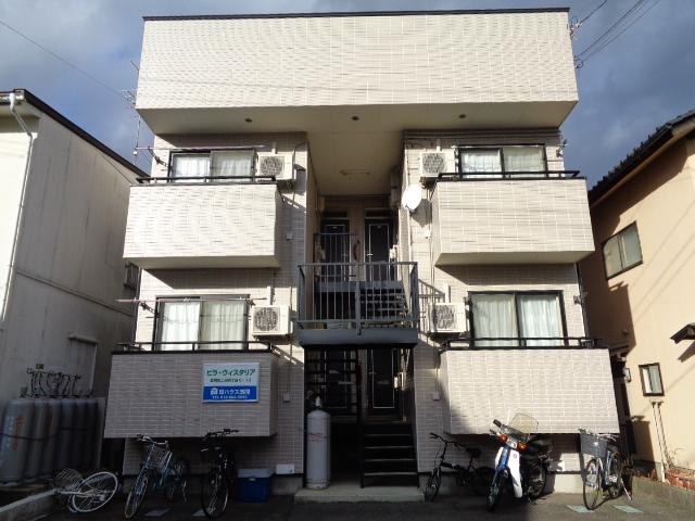 アパート 岩手県 盛岡市 上田4丁目 ビラ・ウィスタリア 1K