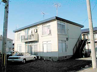 アパート 岩手県 盛岡市 館向町22-1 フジハウス 3DK