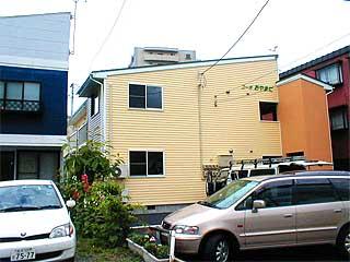 アパート 岩手県 盛岡市 中央通二丁目 コーポおやまだ 1K