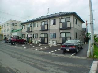 アパート 岩手県 胆沢郡金ケ崎町 西根古寺12-6 ハイツイースト 2DK