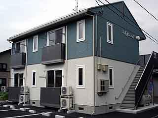 アパート 岩手県 奥州市 江刺栄町7-24 シャーメゾン栄 1K