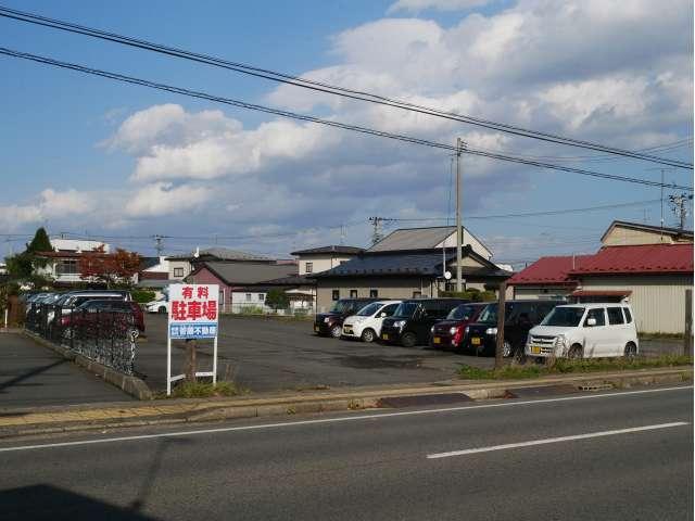 駐車場 岩手県 奥州市 水沢太日通り2丁目6-21 たいにち駐車場