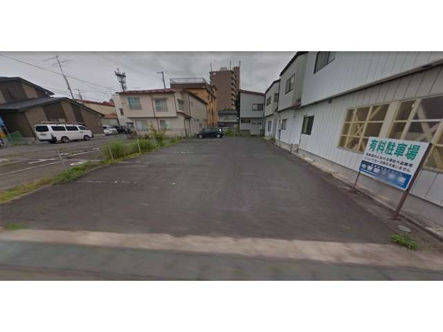 駐車場 岩手県 奥州市 水沢三本木4-20 三本木駐車場