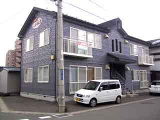 アパート 岩手県 盛岡市 本宮二丁目 サザンスペース 2DK