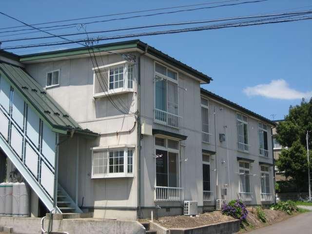 アパート 岩手県 滝沢市 滝沢字巣子 コーポラスK 1K