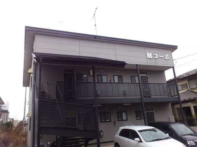 アパート 岩手県 盛岡市 高松二丁目 Mコーポ 1K