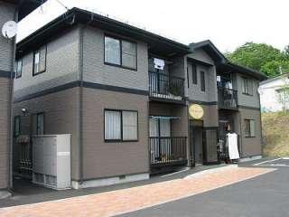 アパート 岩手県 二戸市 福岡字八幡下 ヒルズスぺースⅡ 2LDK