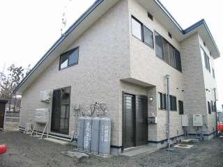アパート 岩手県 二戸市 金田一 ラビレントハウス 3LDK