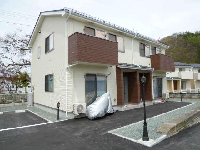 アパート 岩手県 二戸市 福岡字田町 クリスタル・セレーノC 3LDK