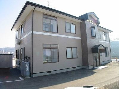 アパート 岩手県 二戸市 石切所字荷渡 クララA 2DK