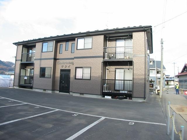 アパート 岩手県 二戸市 堀野字東側 イースタンウェイサライ 2LDK