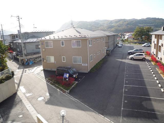 アパート 岩手県 二戸市 福岡字前田 クリスタルアロージョ 2LDK