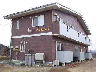 アパート 岩手県 二戸市 米沢字下平 サンヒルズ 1K