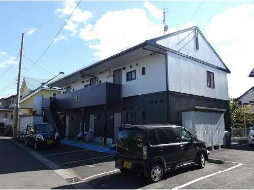 アパート 岩手県 奥州市 水沢字桜屋敷 さくらハイツB棟 1K
