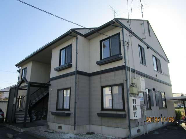アパート 岩手県 奥州市 水沢北田135-3 後藤アパート17号棟 3LDK
