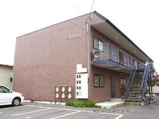 アパート 岩手県 奥州市 水沢区新小路 シティハウス日高 2LDK