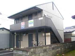 アパート 岩手県 奥州市 水沢西上野町 ハイツ駿C棟 1K