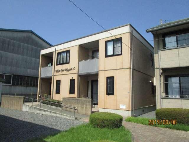 アパート 岩手県 奥州市 水沢中田町 ホワイトオーク・ハイツC 2LDK