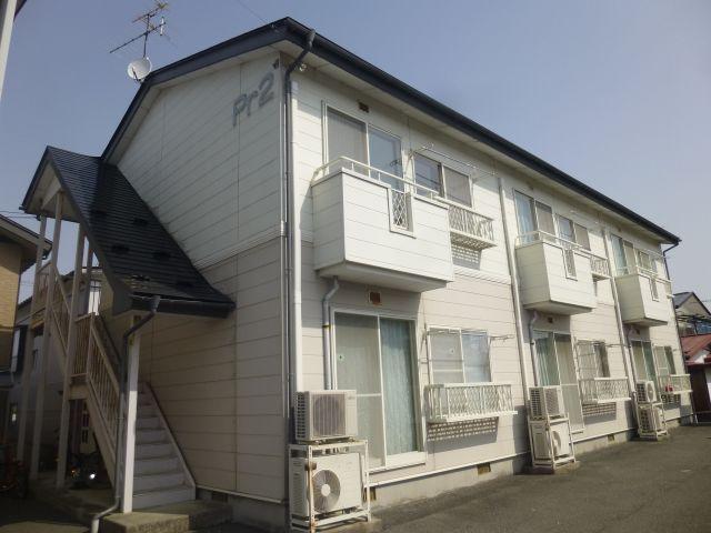 アパート 岩手県 奥州市 水沢太日通り3丁目 ハウスエポックパートⅡ 1LDK