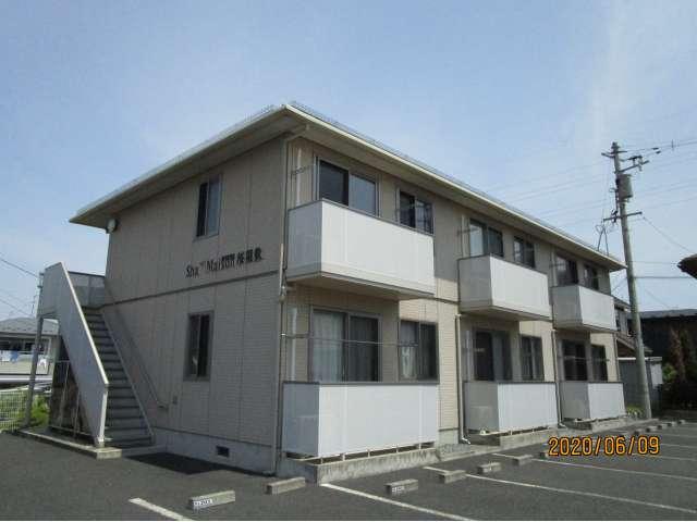 アパート 岩手県 奥州市 水沢桜屋敷 シャーメゾン桜屋敷 1LDK