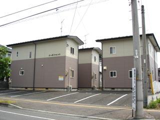 戸建 岩手県 奥州市 水沢桜屋敷 コーポシャレット 3DK