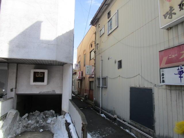 店舗(建物一部) 岩手県 奥州市 水沢寺小路26番地 寺小路26番地飲食店店舗