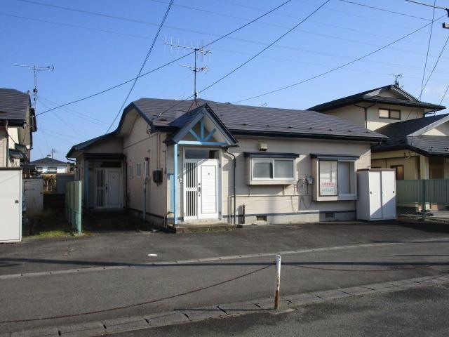 タウンハウス 岩手県 奥州市 水沢高屋敷 高屋敷199-6貸家 3K