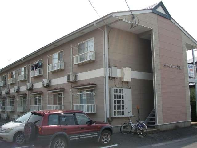 アパート 岩手県 花巻市 桜町4丁目 ハイツイーハトーブⅣ 1K