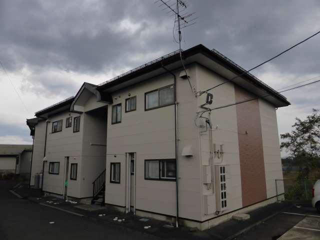 アパート 岩手県 花巻市 桜町4丁目 ホープハイツⅢ C棟 2DK