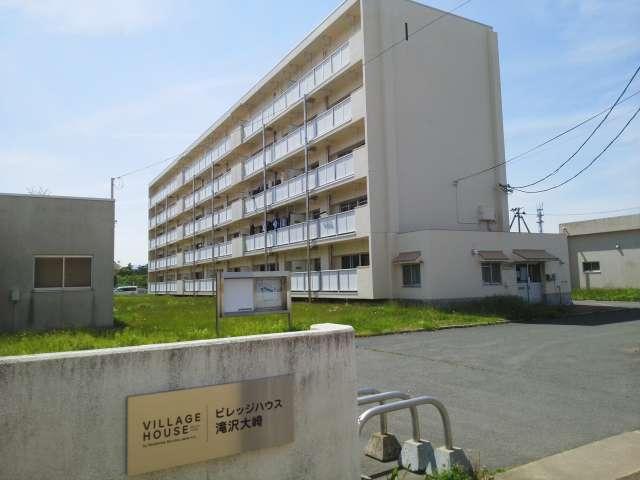 マンション 岩手県 滝沢市 大崎 ビレッジハウス滝沢大崎2号棟 3DK