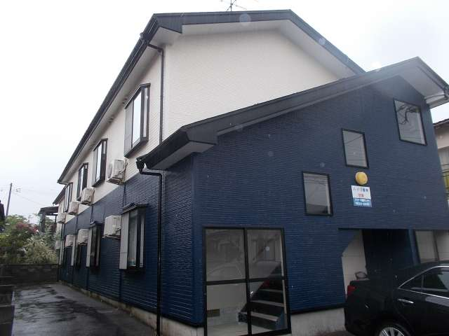 アパート 秋田県 秋田市 横森4丁目 ハイツ陽明 1K
