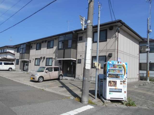 アパート 秋田県 秋田市 横森5丁目 セジュールまきⅡ 2DK