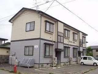アパート 秋田県 秋田市 横森4丁目 アルカサーノ横森 1K