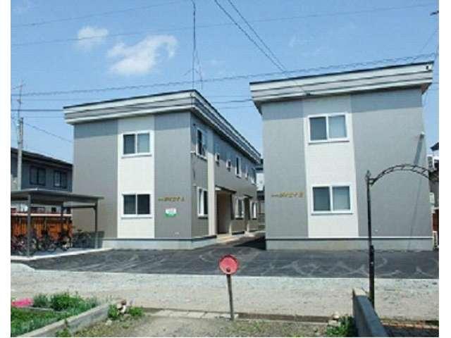 アパート 秋田県 大館市 清水 コーポ・ダイエイB 1K