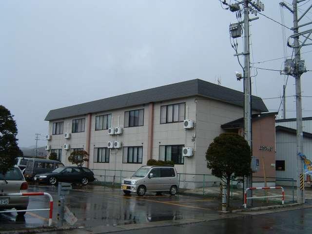 アパート 秋田県 大館市 清水 エスポワール21 1DK