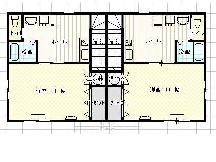アパート 秋田県 大館市 清水 グレースメモリーA 1K