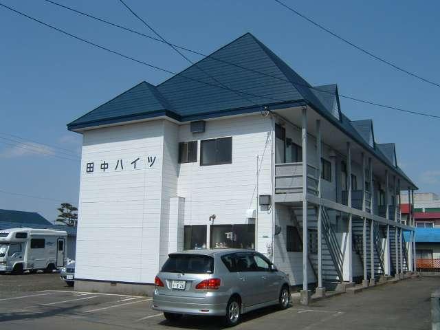 アパート 秋田県 大館市 中道 田中ハイツ 2DK