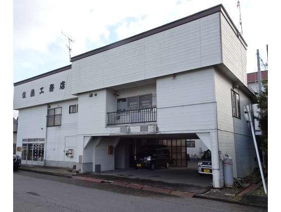 アパート 秋田県 大館市 水門町 佐藤アパート 3DK