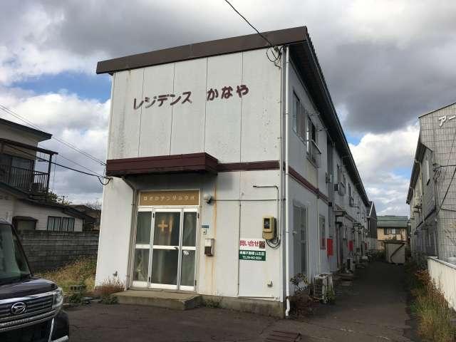 アパート 秋田県 秋田市 八橋本町4丁目1-16 レジデンスかなや 2LDK